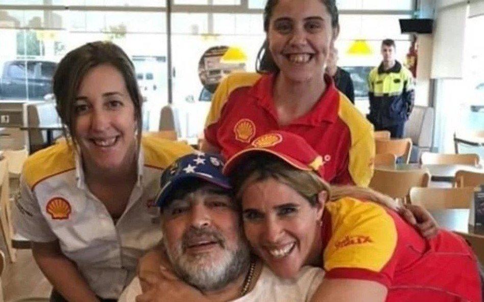 La estación de servicio que revolucionó Maradona en la Ruta 2
