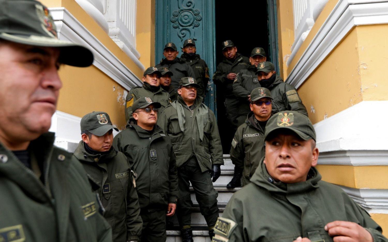 Bolivia vive un vacío de poder tras la renuncia de Morales