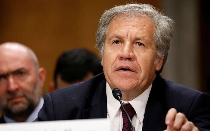 """La OEA rechaza """"cualquier salida inconstitucional"""" a crisis en Bolivia"""