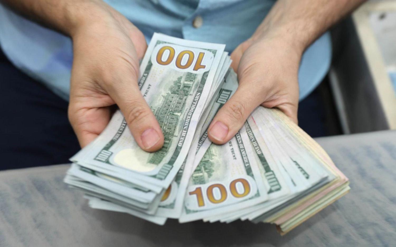 El dólar cerró a $63,07