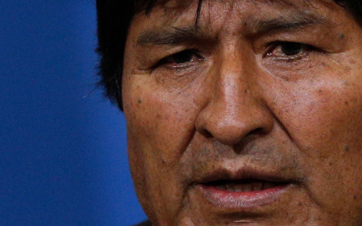 """Evo Morales se despidió de Bolivia: """"Pronto volveré con más fuerza y energía"""""""