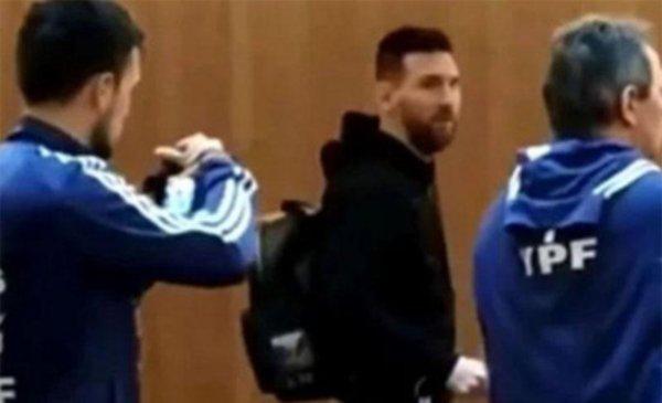 Con Messi en el gimnasio y Lautaro Martínez en duda, la Selección trabajó en Mallorca - Deportes - Diario El Dia. www.eldia.com