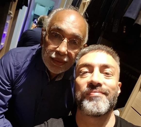 El Negro cambió a Pancho por el ex de Muscari