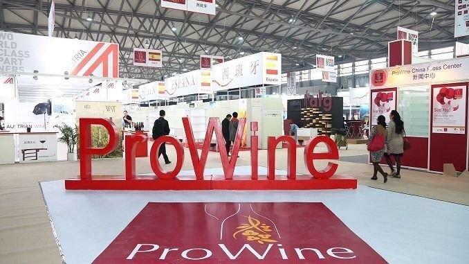 Presencia del Vino Argentino en China