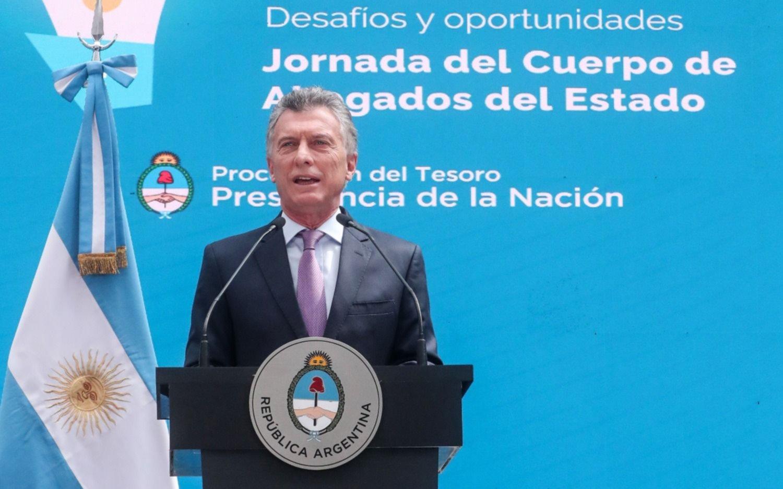 """Macri: """"Las elecciones son la mejor manera de transparentar la voluntad del pueblo boliviano"""""""