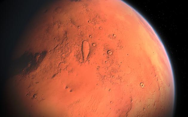 """Aseguran que """"Marte es el planeta más habitable y adecuado para colonizar"""""""