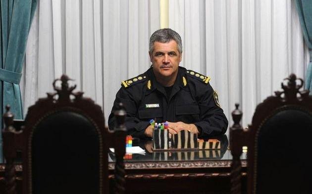 Se va el jefe de la Policía Bonaerense: Fabián Perroni pidió el retiro