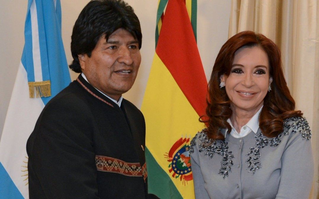 """""""Ahora los presidentes se autoproclaman, no los eligen los pueblos"""", opinó Cristina"""