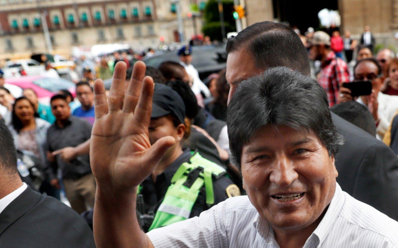 """Evo Morales dijo que está dispuesto a volver a Bolivia """"si mi pueblo lo pide"""""""