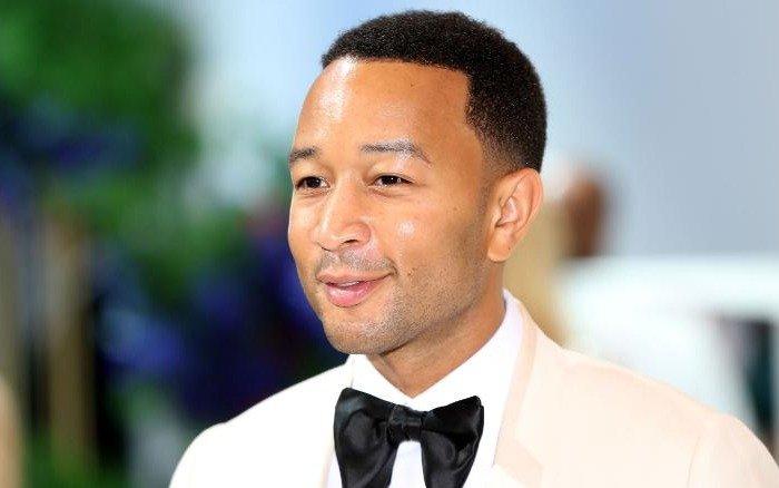 John Legend fue elegido el hombre más sexy por la revista People