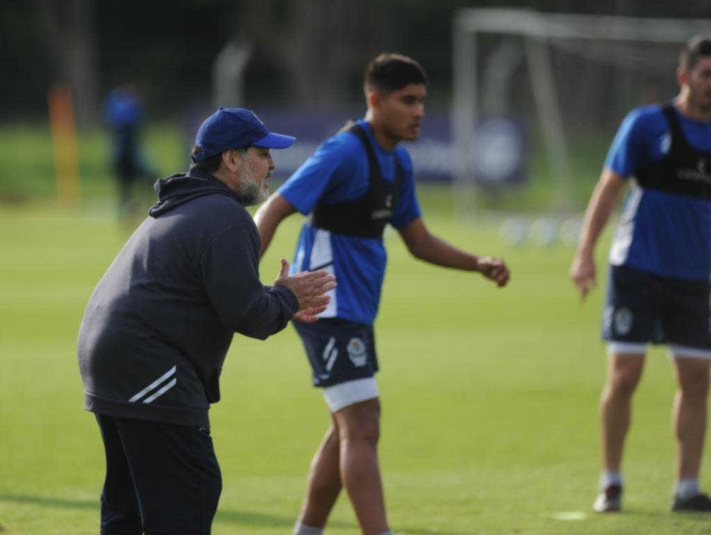 Más Maradona que nunca