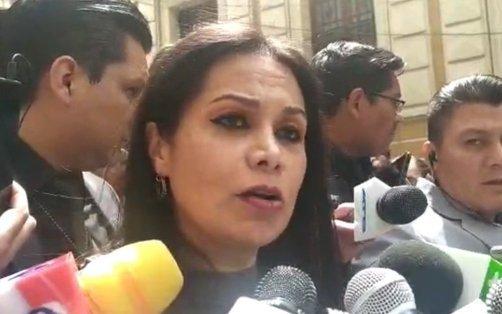 VIDEO: La ministra de Comunicación boliviana acusó de sedición a periodistas extranjeros