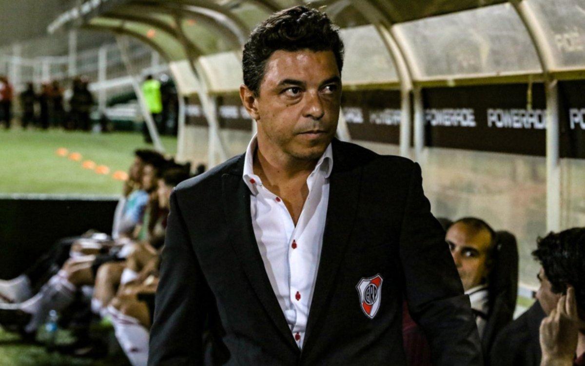 """""""Con Flamengo tenemos las mismas chances de ganar la Copa"""", dijo el DT de River"""
