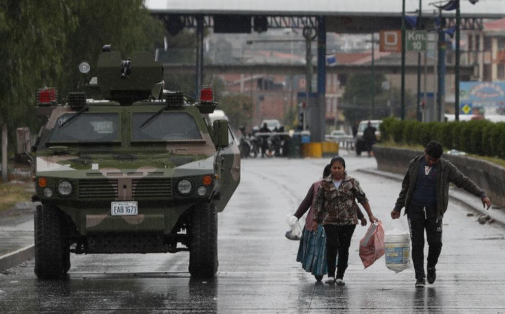 Diálogo por la paz en Bolivia pero sin Evo como candidato