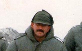 Malvinas: identifican los restos de un teniente del Regimiento 7
