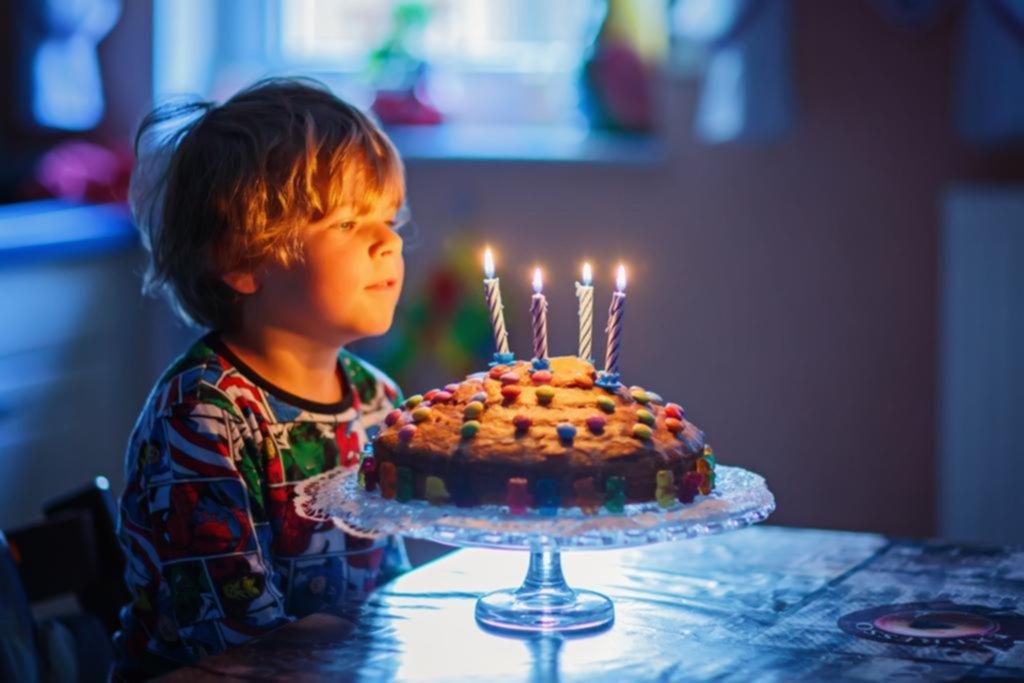 Dos de cada diez chicos se quedaron sin su festejo de cumpleaños