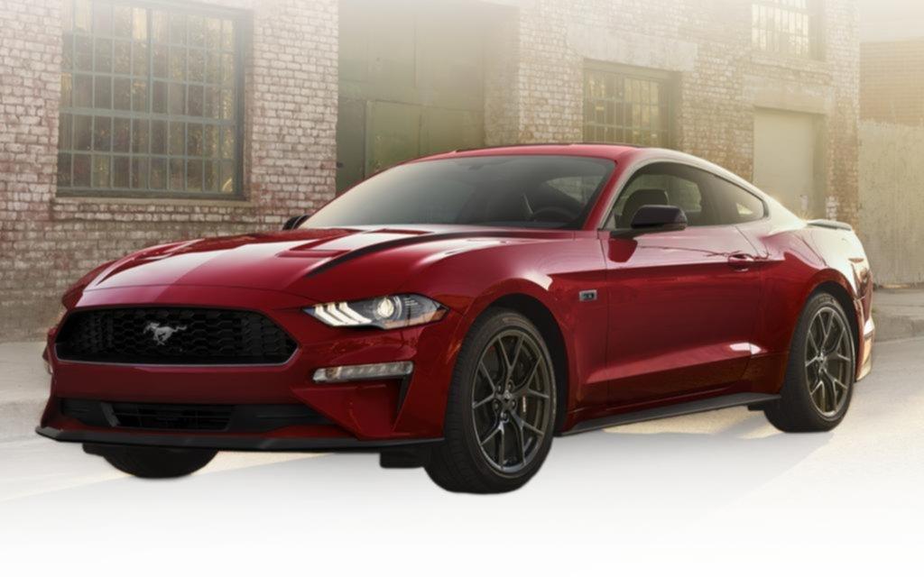 Se viene el nuevo Ford Mustang