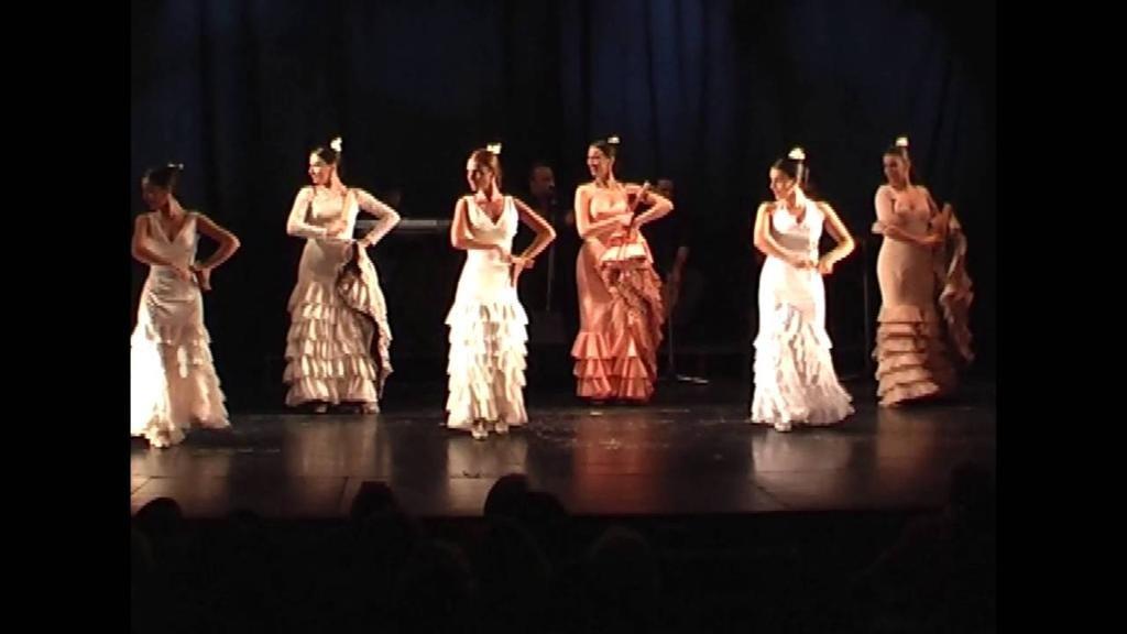 """""""Matices"""" trae el ballet y toda la danza española hasta City Bell"""