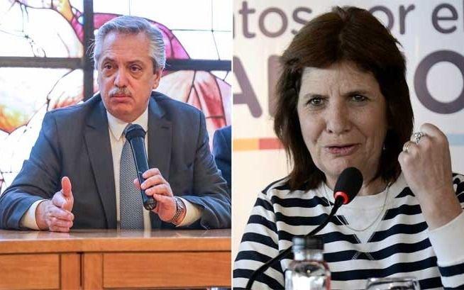 Transición: Alberto y Bullrich se sacan chispas por combustibles y protocolos de seguridad