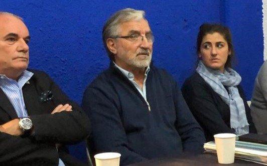 Robustelli confirmó a dos vicepresidentes de Convergencia Gimnasista