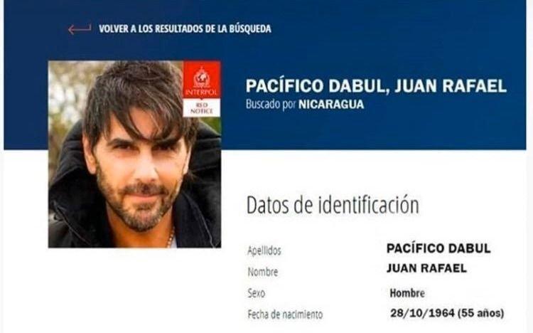 """Interpol emitió """"alerta roja"""" para detener a Juan Darthés"""