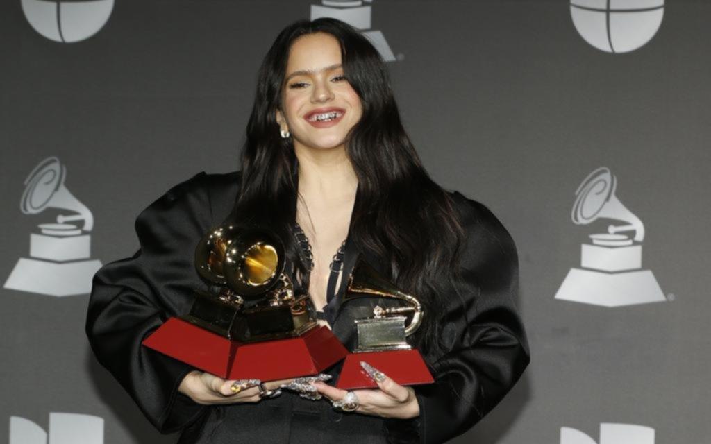 """""""Con altura"""": el gran año de Rosalía"""
