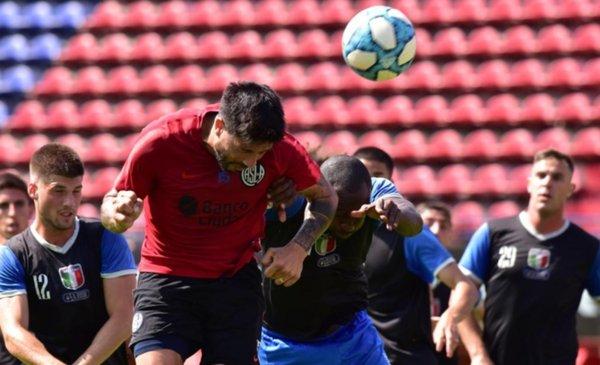 San Lorenzo no pudo con Sportivo Italiano - Deportes - Diario El Dia. www.eldia.com