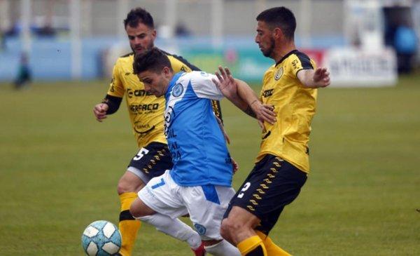 Tristán Suárez pone a prueba a un San Carlos que pretende dar el gran golpe en Ezeiza - Deportes - Diario El Dia. www.eldia.com