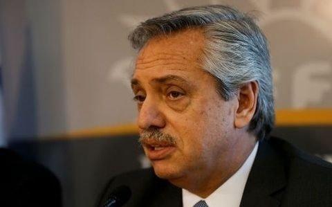 """""""Lo que dijo el Papa sobre prisión preventiva es el ABC del derecho penal"""", dice Fernández"""