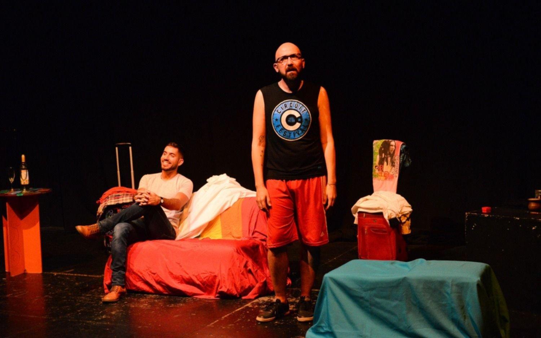 """""""Pedro y Pato"""", una obra romántica con el matrimonio igualitario como disparador"""