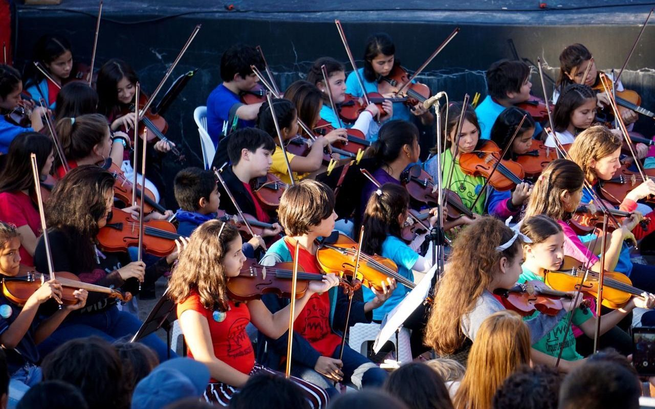 La Orquesta Escuela se presenta en la Catedral