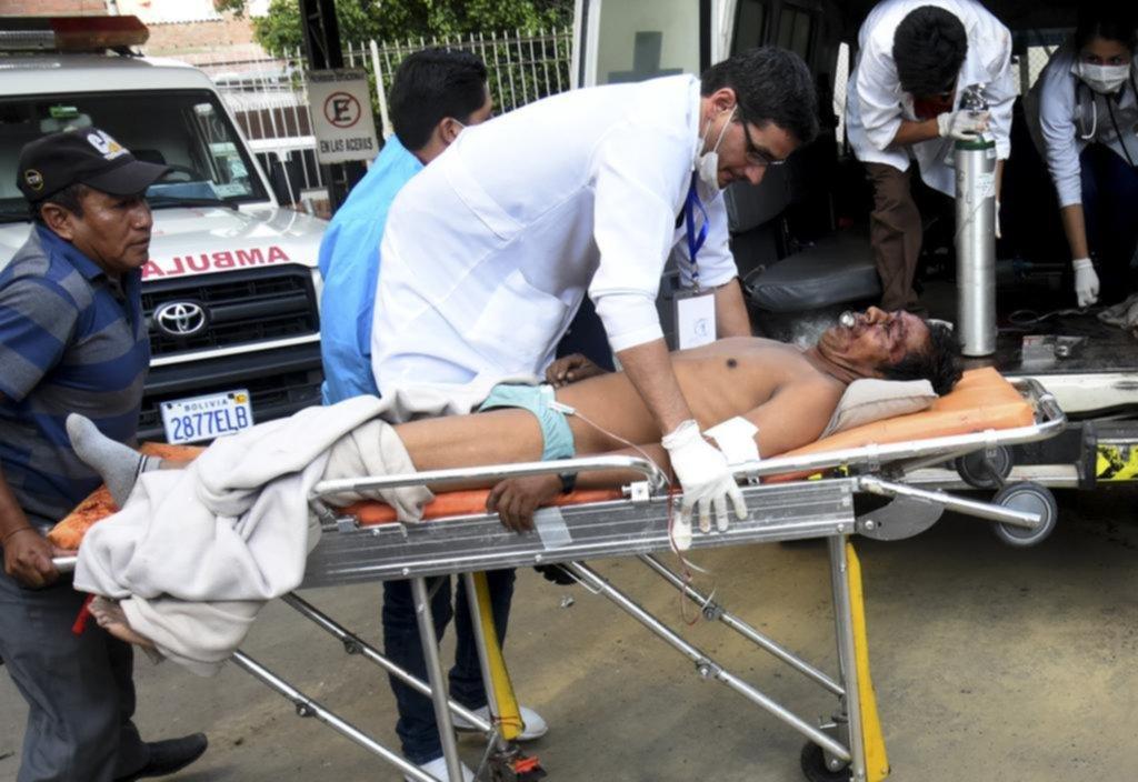 Al menos nueve muertos y cientos de heridos tras nuevos disturbios en Bolivia