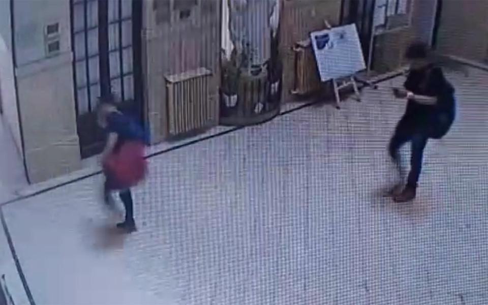 Los ladrones del Hospital de Niños ya habrían robado en el San Martín