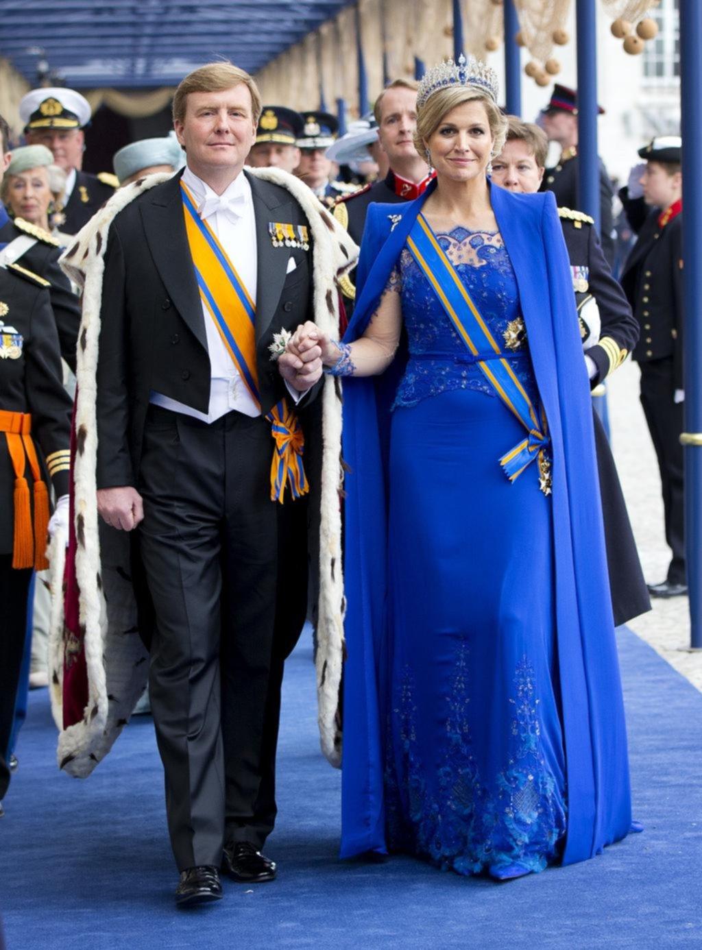 Diseñadores con coronita Los elegidos por reinas y princesas