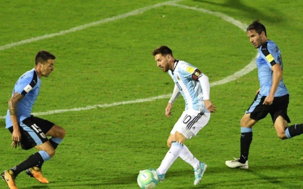 Argentina cierra el año con el clásico rioplatense en Israel