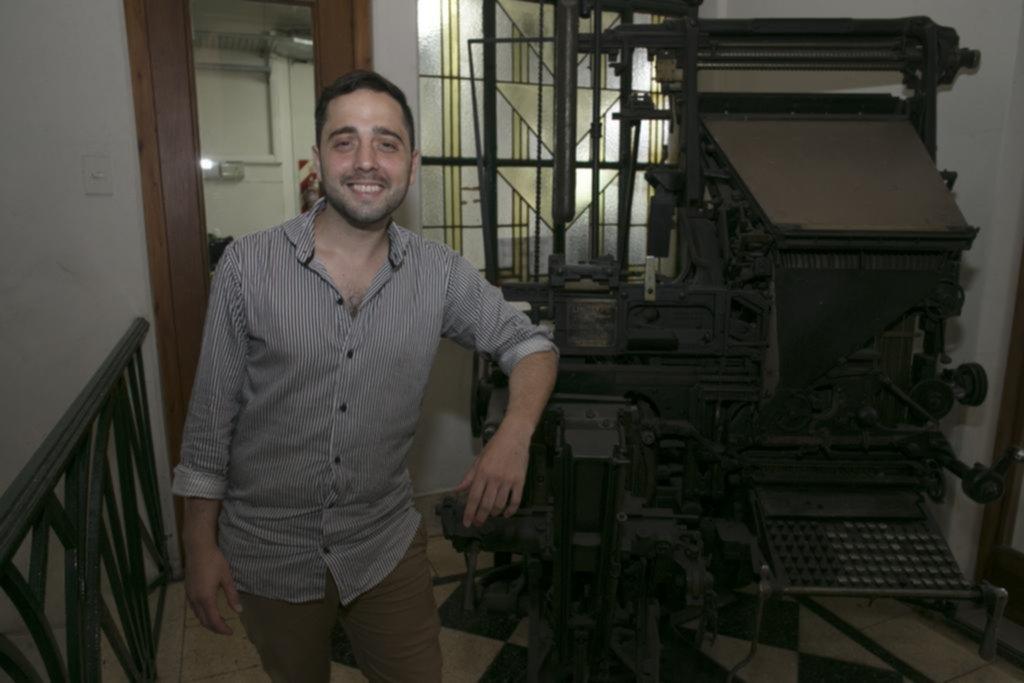 """Lautaro Mazza: Pichón de Goyeneche, """"anclao"""" en las profundidades del tango"""