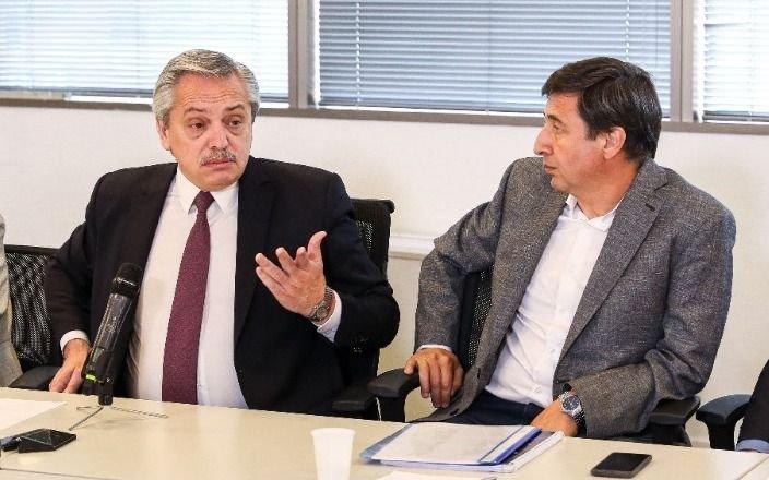 """El campo le pidió """"definiciones"""" a Alberto Fernández y expresó """"intriga"""" sobre las retenciones"""