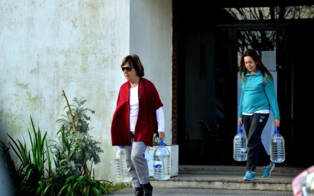 Tras el fallo por Absa, vecinos de Gonnet y Villa castells van a presentarse ante la Corte nacional