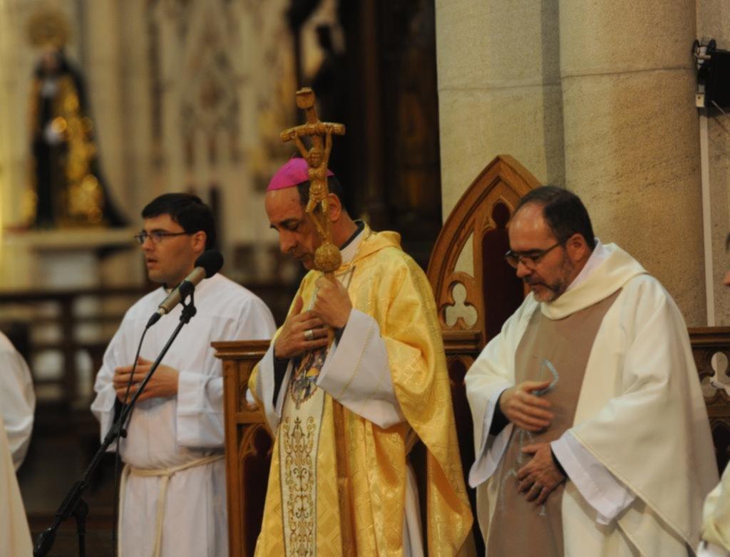 El arzobispo platense criticó a Alberto F. por el tema aborto