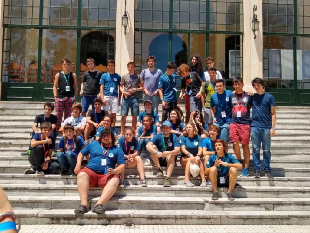 Alumnos platenses volvieron a arrasar en la Olimpíada de Matemática