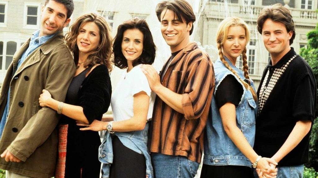 """Qué se sabe sobre el posible reencuentro de """"Friends"""", a 25 años de su estreno"""