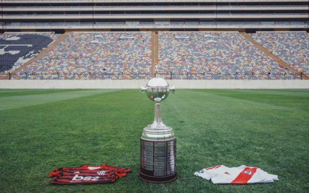Conmebol hablita más entradas para la final entre River y Flamengo en Perú