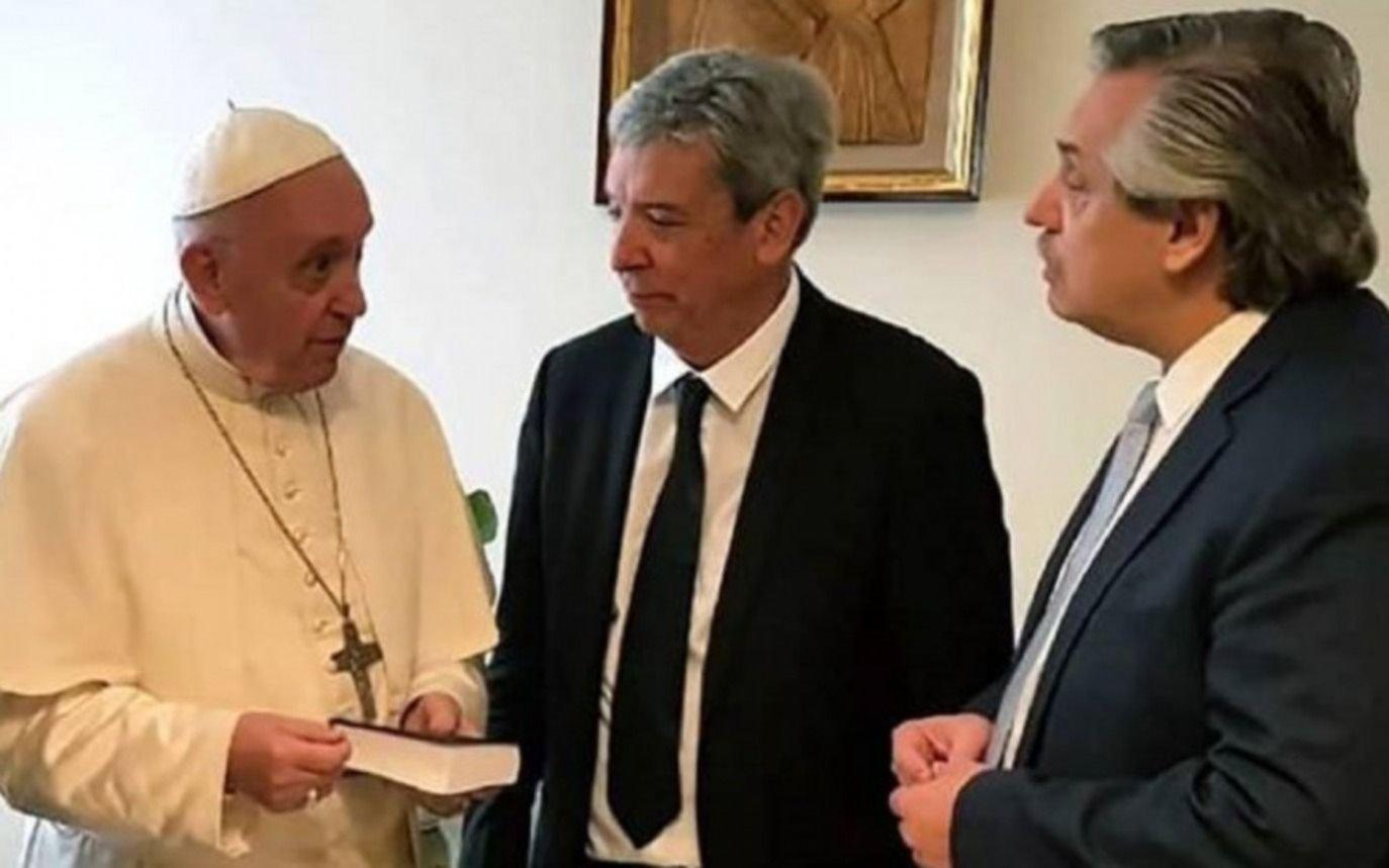 El encuentro entre el Papa y Alberto Fernández recién se hará en 2020