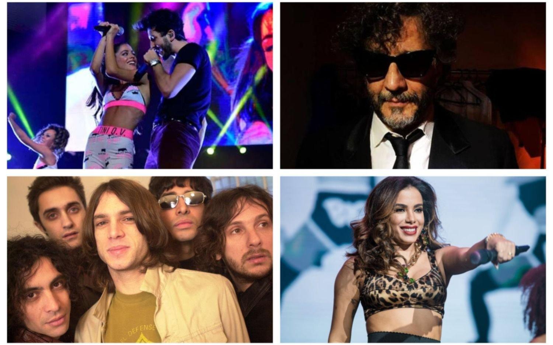 Confirman la lista de artistasque pondrán la música en la final de la Copa Libertadores