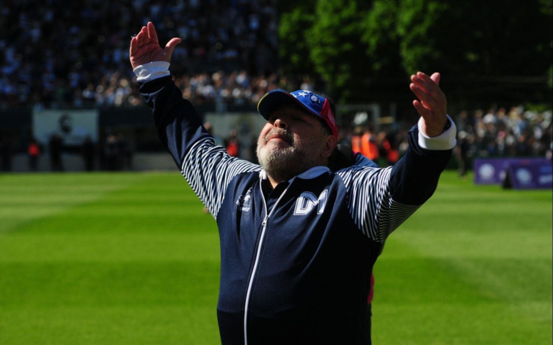 Desde Gimnasia Grande y Convergencia Gimnasista aseguran que no bajan los brazos por Diego Maradona