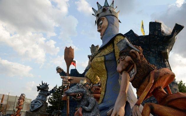 Mañana comienza la inscripción de los muñecos de fin de año