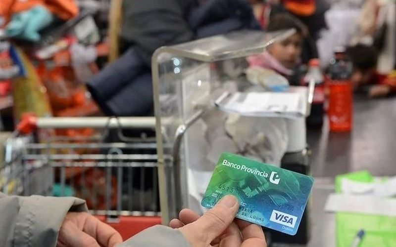 Finalizó el programa dedescuentos en supermercados con el Banco Provincia