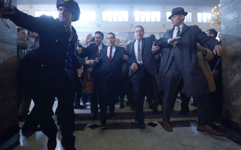 """El Irlandés"", de Martín Scorsse, llega al Cine Select"