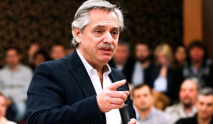 Alberto Fernández suspende viajes y se concentra en su gabinete y la economía