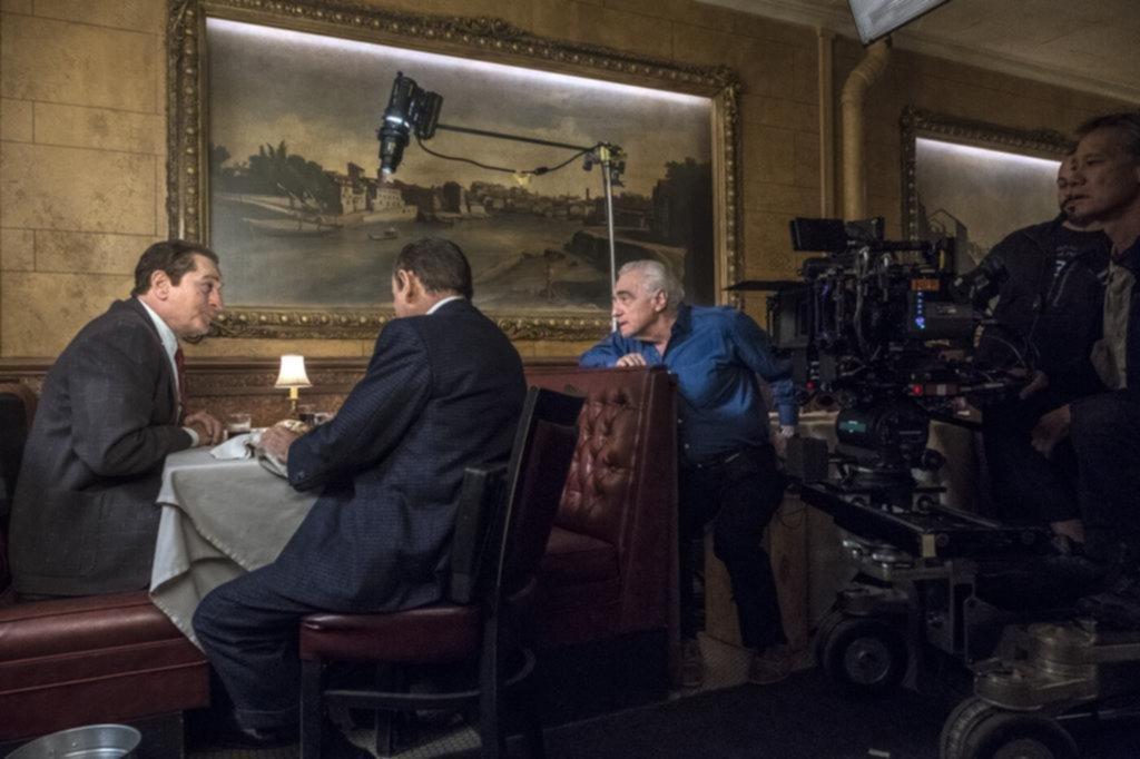 """Un canto de ci(s)ne: notas sobre """"El irlandés"""", la épica crepuscular de Scorsese que llega a La Plata"""